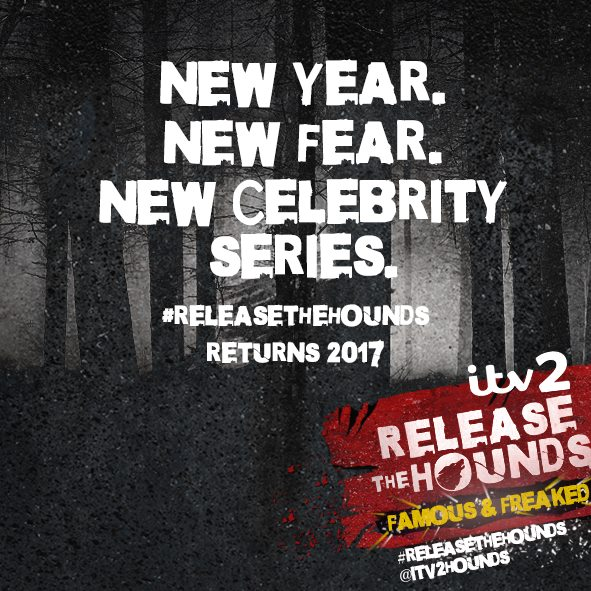 New Year. New Fear. New Celebrity Series.