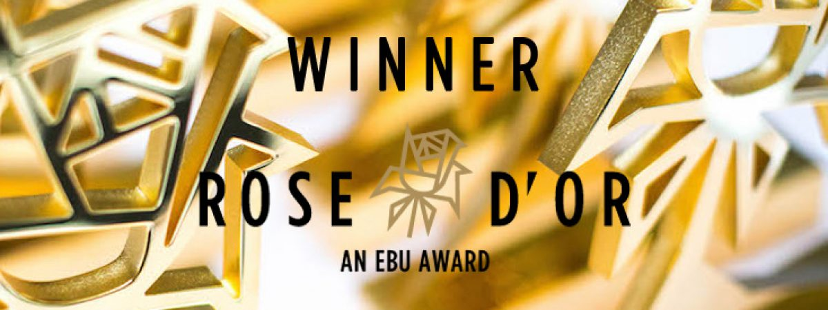 Bigheads Wins Rose d'Or award