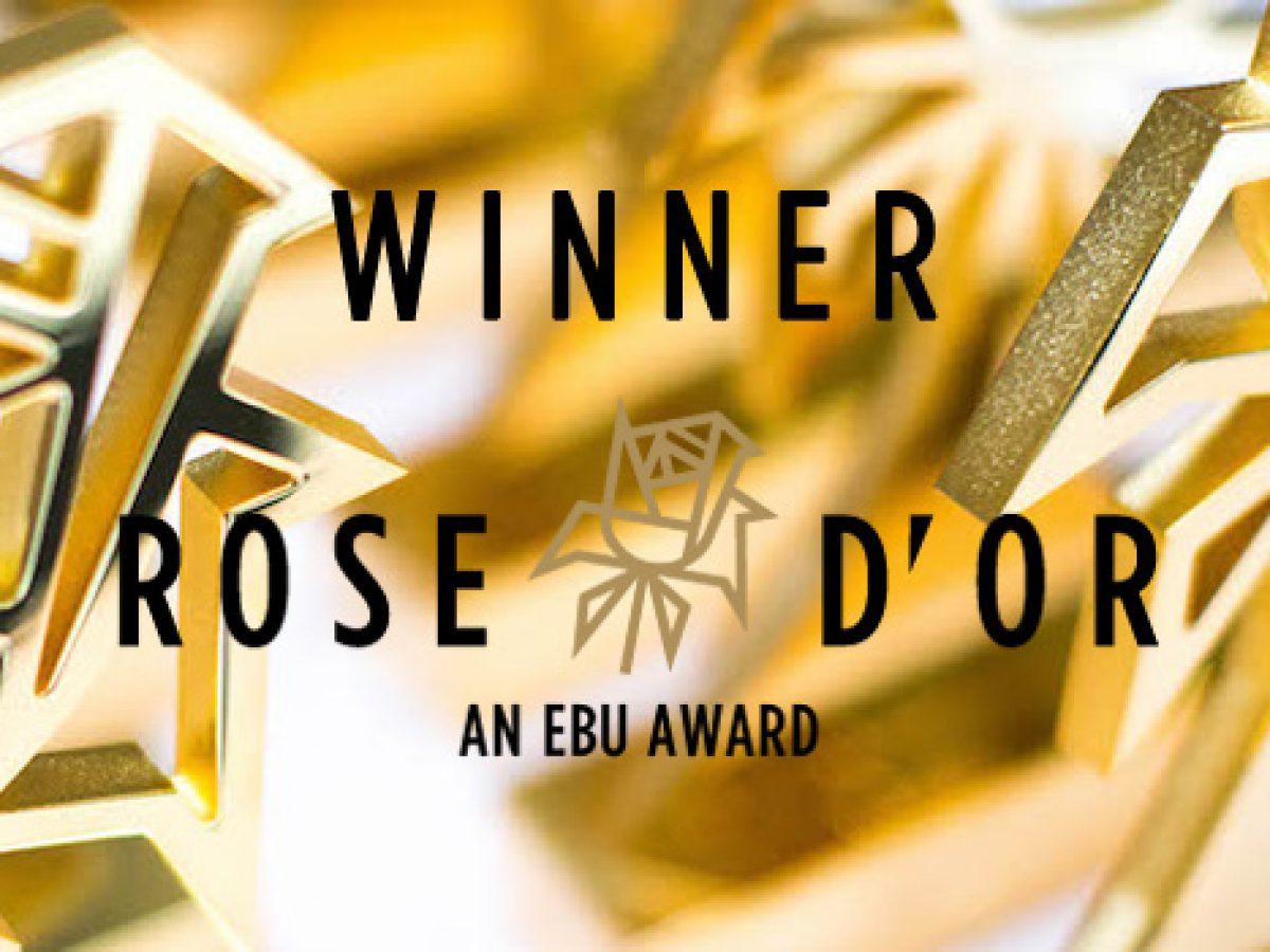 Bigheads Wins Rose d'Or award