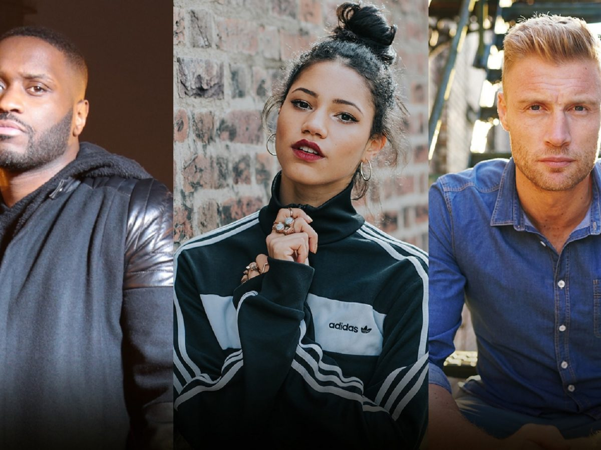 Freddie Flintoff, Lethal Bizzle and Vick Hope to host Carnage, Sky One's war on wheels