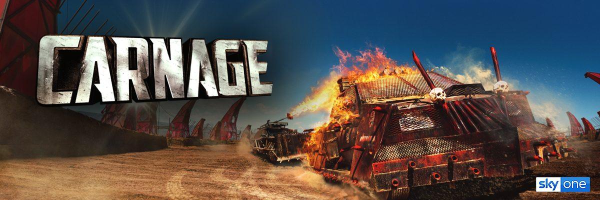 Carnage - Slider image