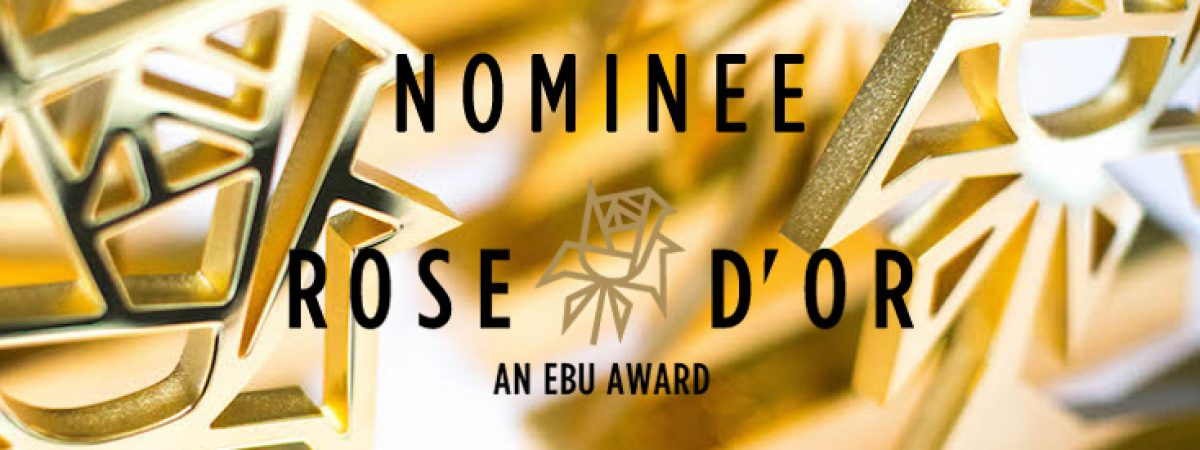 Bigheads Nominated for Rose d'Or Award